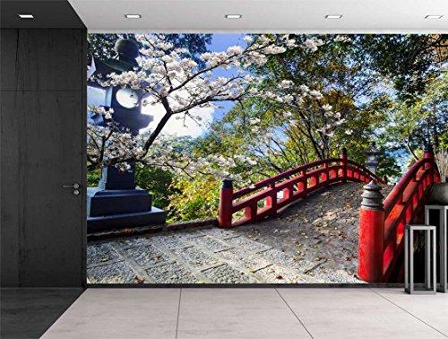 Japanese Garden Light Post