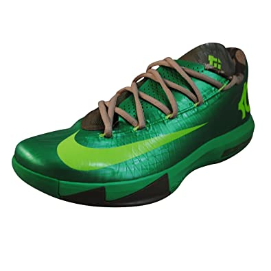 975af68a18c9 Nike KD VI Mens Basketball Trainers China Edition Bamboo 599424 301  Sneakers Shoes Kevin Durant (