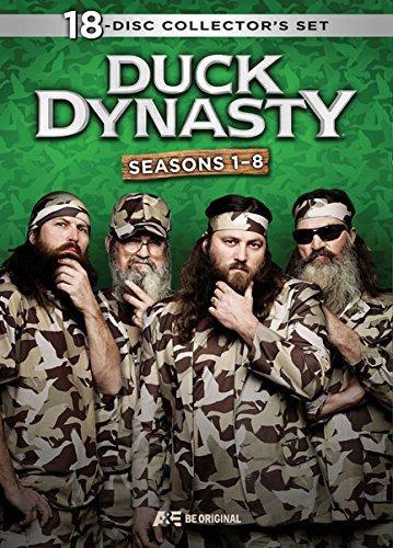 (Duck Dynasty: Seasons 1-8 Collector's Set [DVD])