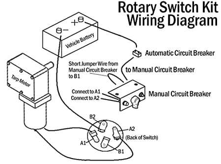 12 Volt Battery Disconnect Wiring Diagram
