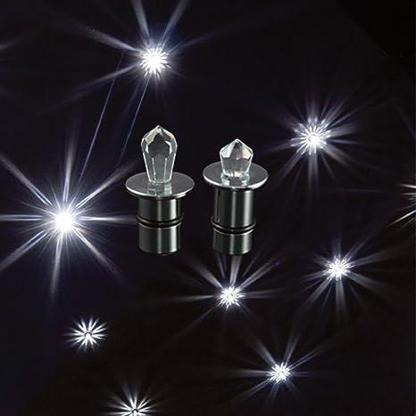 Gran cristal de fibra óptica Kit de iluminación de techo ...