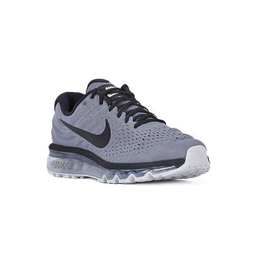 Zapatos grises Nike Air Max Invigor para hombre 8urb8mtvt