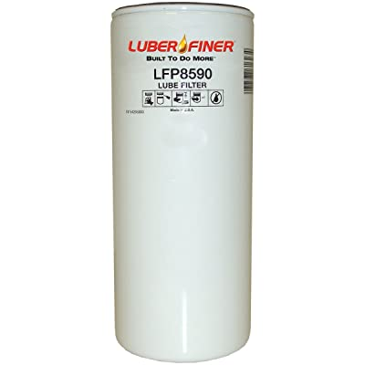 Luber-finer LFP8590 Heavy Duty Oil Filter: Automotive