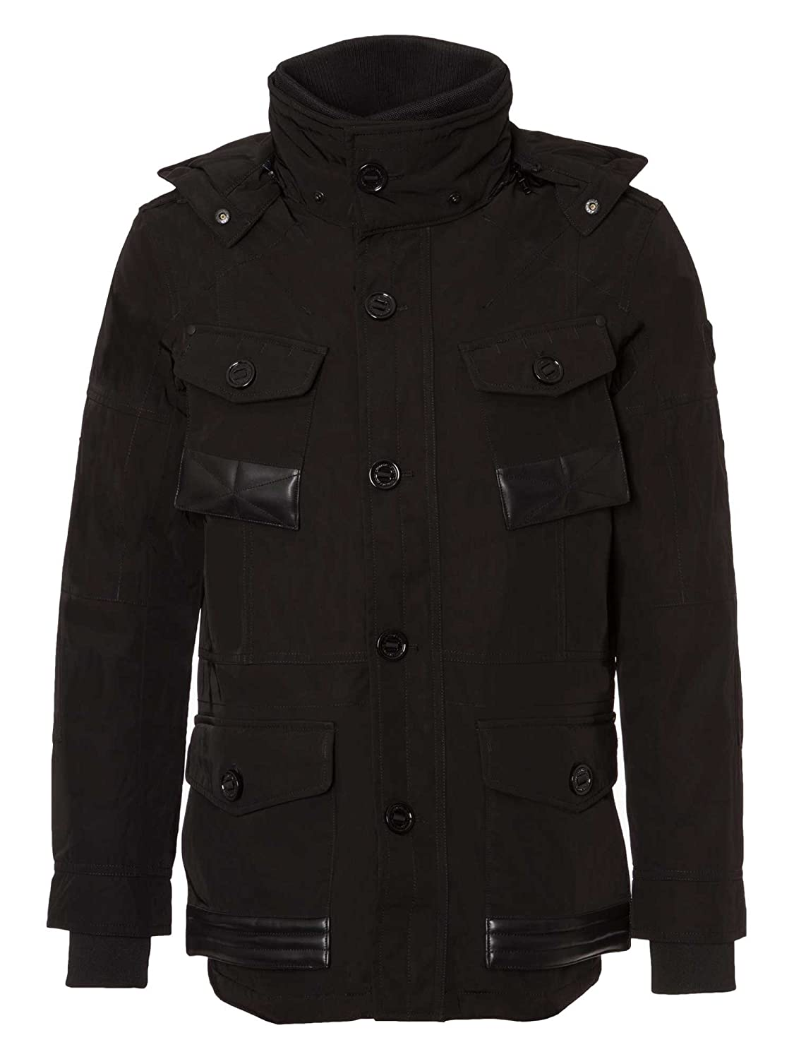 LIGHTS OF LONDON Men functional jacket windproof and breathable