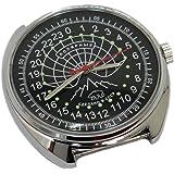 Russian Mechanical watch 24 hr military dial POLAR BEAR(0633)