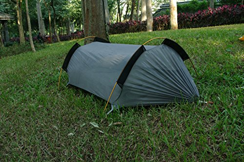 Crehouse Hammock Tent With Mosquito Net And Rainfly Rain