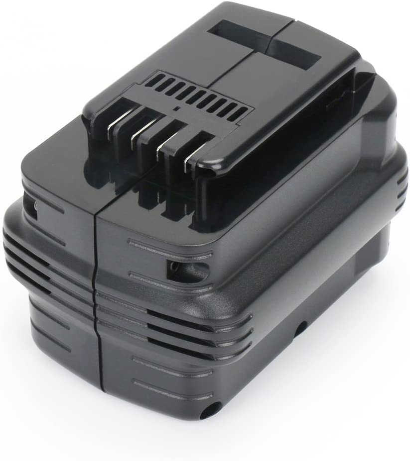 REEXBON 24V 3,0Ah NIMH Batería de Repuesto para Batería Dewalt DE0240 DE0240-XJ DE0242 DE0243 DE0243-XJ DW0240 DW0241 DW0242 DW0242-XRP DW0243 DC222KA DC222KB DC223KA DC223KB DW004K2C