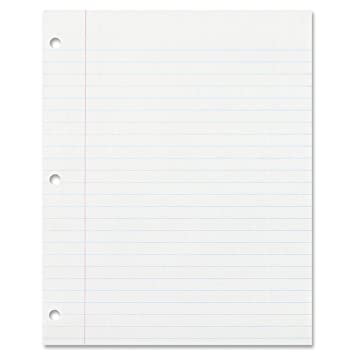 wide ruled paper By bridey o'connor paper is an essential part of our daily lives as students as we get older, it's more and more common for students to use college ruled as opposed to wide ruled paper.