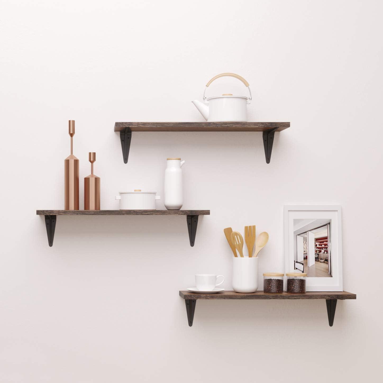 23+ Hanging Wall Shelves Furniture, Designs, Ideas, Plans ...