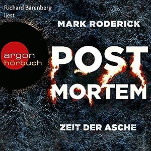 Zeit der Asche (Post Mortem 2) Hörbuch