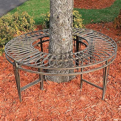 Sensational Design Toscano Roundabout Circular Garden Tree Bench Seat Pdpeps Interior Chair Design Pdpepsorg