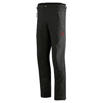 ddfbf59e4e Mammut Glacier Nohavice Men s Trousers black-smoke Size 44  Amazon ...