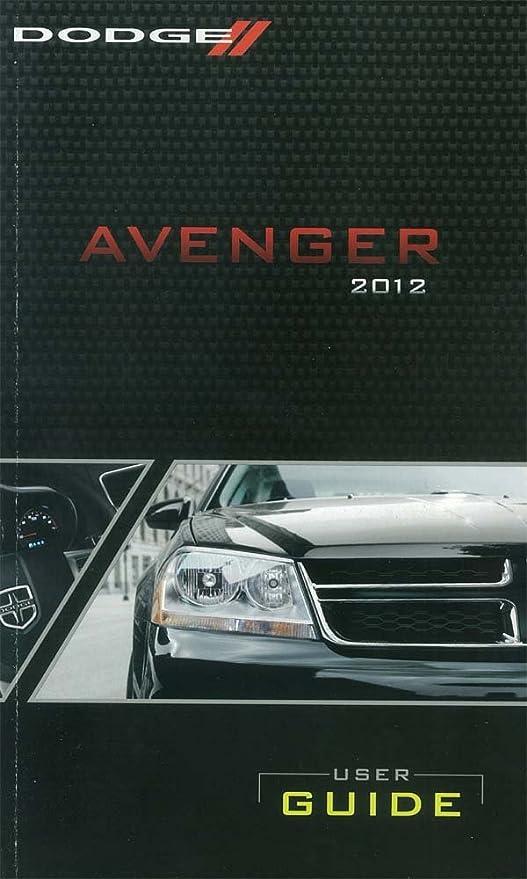 2012 dodge avenger fuse manual