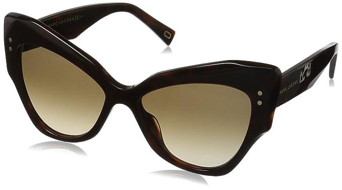 Womens Marc 116/S CC Sunglasses, Havanamedium, 52 Marc Jacobs