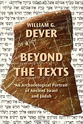 Image result for Beyond the texts: An archaeological portrait of Ancient Israel and Judah