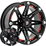 Ballistic Off-Road 814 Wheel with Painted Finish (18x9''/8x170mm)