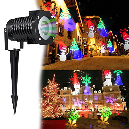 Christmas Decoration Projector LED Light,Waterp...
