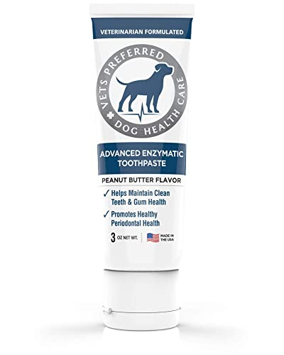 Vets Preferred Advanced Enzymatic Toothpaste