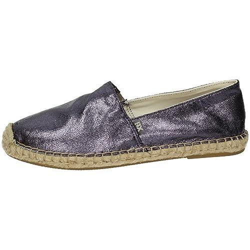 XTI 45907 Alpargata Morado Mujer Alpargatas: Amazon.es: Zapatos y complementos