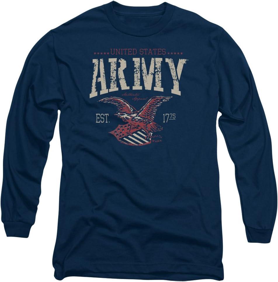 Long Sleeve Army Arch Longsleeve Shirt Size S