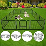 Nova Microdermabrasion Dog Pen Pet Playpen Kennel