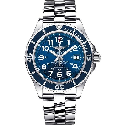 Breitling A17365D1-C915-161A - Reloj suizo automático para hombre: Amazon.es: Relojes