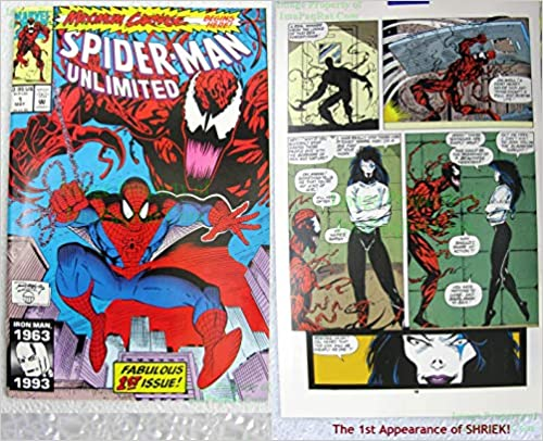 Spider-Man Unlimited #1: Carnage Rising (Maximum Carnage - Marvel Comics)