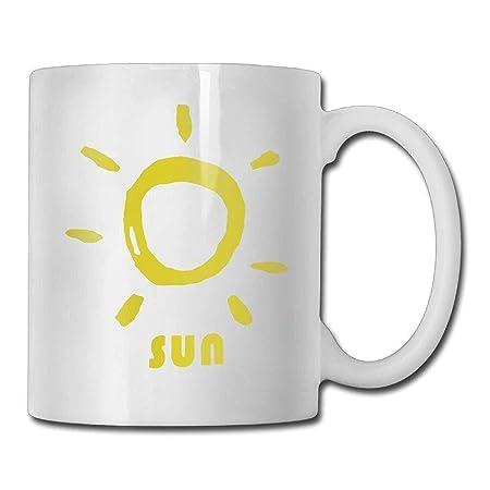 Taza especial de café/té Sun.Regalo de cumpleaños para ...