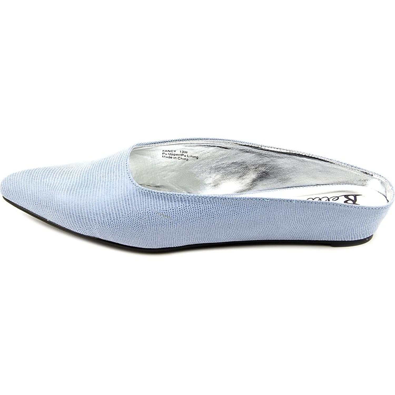 Bellini Womens Fancy ClosedToe Slide Fashion Sandals  B07CHBWD9X