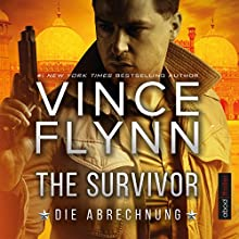 The Survivor: Die Abrechnung (Mitch Rapp 14) Audiobook by Vince Flynn, Kyle Mills Narrated by Stefan Lehnen