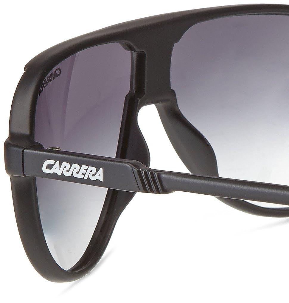9fa5c9f51e Amazon.com  Carrera Champion DL5 JJ Matte Black Grey Gradient Unisex  Aviator Sunglasses  Carrera  Shoes