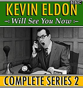 Kevin Eldon Will See you Now Radio/TV Program