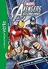 Avengers Rassemblement, tome 3 : Le règne du serpent par Jaillet