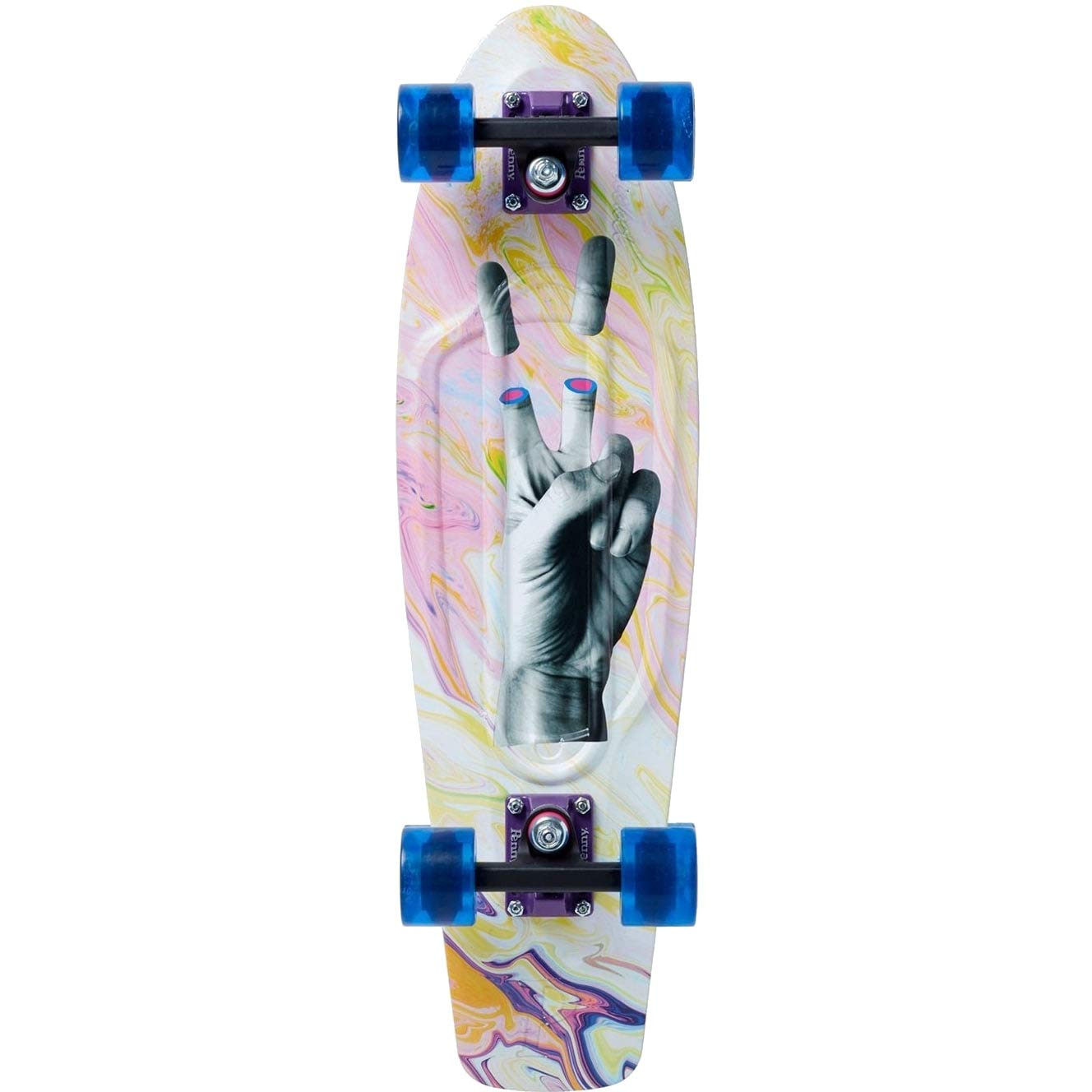 Penny Australia Complete Skateboard (Peace Off, 27'')