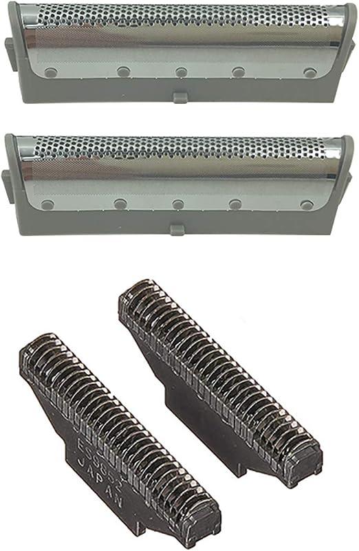 CraftmenLámina y cortador de repuesto para Panasonic, ES-RW30 ...