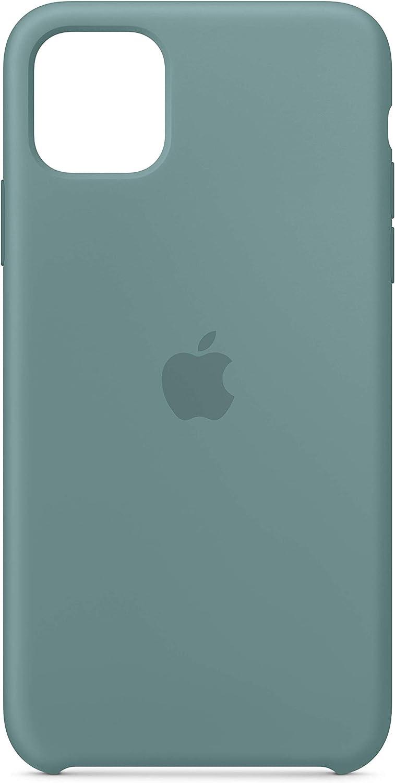 Apple Funda Silicone Case (para el iPhone 11 Pro MAX) - Cactus