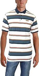 7c88296b9a8a Maloja Mens Weibbach Pullover Streetwear Polo Shirt