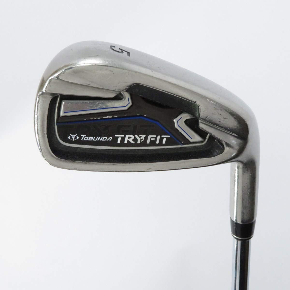 【中古】ゴルフプランナー Golf Planner TOBUNDA TRY FIT(2013) アイアン N.S.PRO 950GH B07RQPBPZD  S