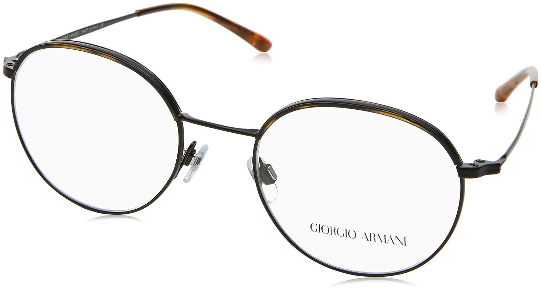 Armani Giorgio 0AR5070J, Monturas de Gafas para Hombre, Yellow Havana/Matte Black, 49