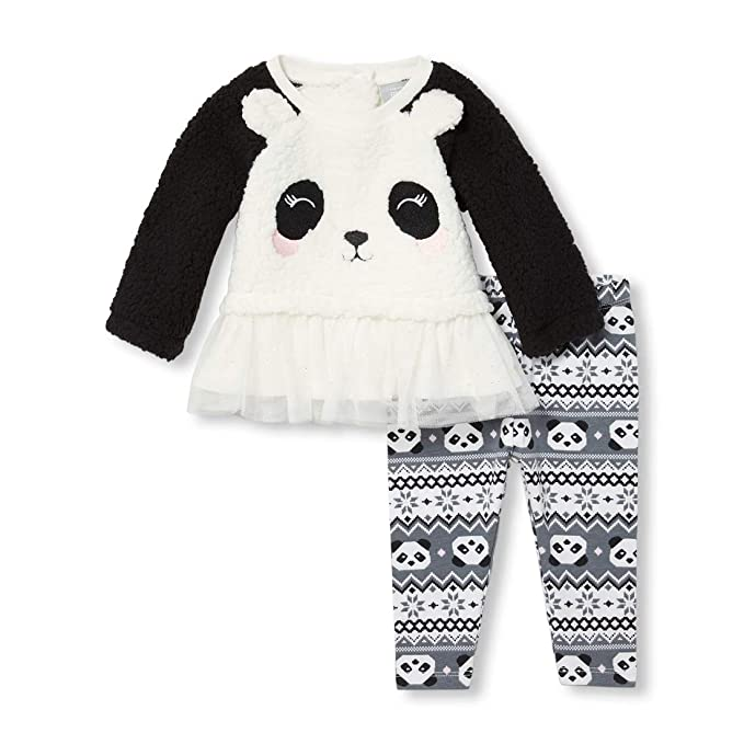 The Childrens Place Toddler Girls Legging Set