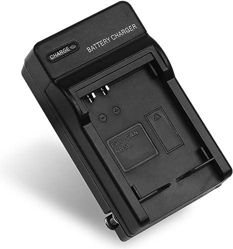 Cargador De Batería Para Canon NB-5L NB5L Power Shot SD700 SD800 SD850 SD870 IS