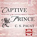 Captive Prince Audiobook by C. S. Pacat Narrated by Stephen Bel Davies
