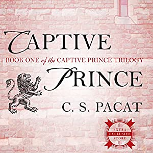 Captive Prince Audiobook
