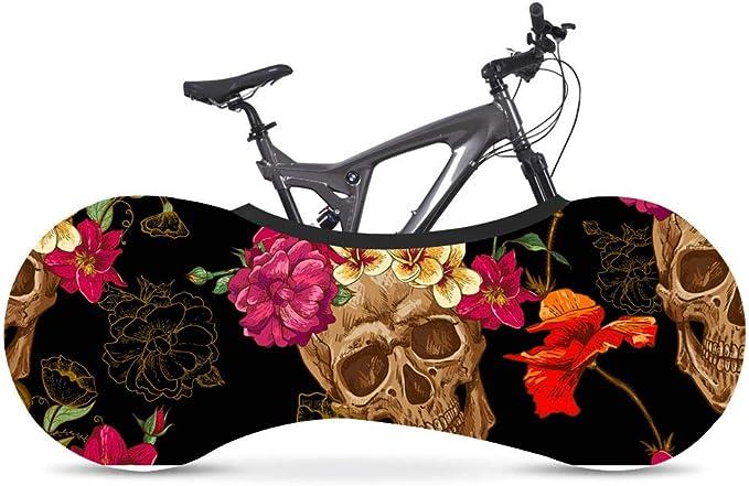 Wooden fish Funda Bici para Interiores Funda para Bicicleta ...