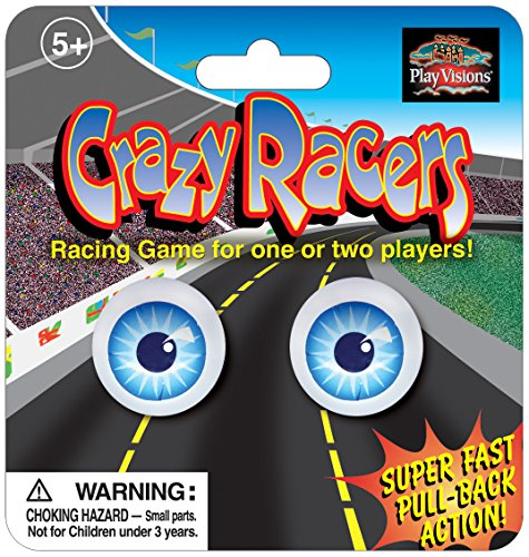 Play Visions Eyeball Crazy Racers Game -