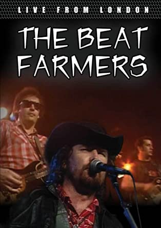 Tv Dvd Kast.Amazon Com The Beat Farmers Live From London Dvd Movies Tv