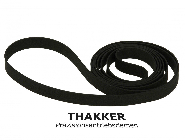 Technics SL-BD 22 D Original Thakker Riemen Plattenspieler Belt Antriebsriemen GID 4415