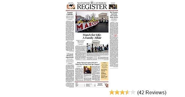 Amazon com: National Catholic Register: News & Blogs Feed