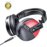 Ultrasone Performance 820 Professional Closed-back Headphones Red with 1 Year Free Extended Warranty