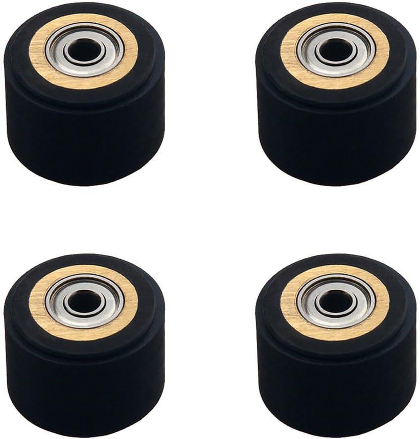 4 piezas Pinch Roller para plotter de corte de vinilo Roland cortador (3mmx10mmx14 mm): Amazon.es: Electrónica